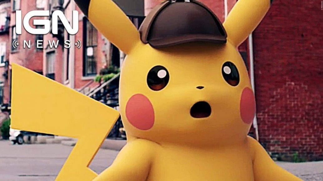 Artistry in Games Detective-Pikachu-Confirmed-for-Western-Release-on-3DS-IGN-News-1036x583 Detective Pikachu Confirmed for Western Release on 3DS - IGN News News  Xbox Scorpio Xbox One videos games Nintendo movie IGN News IGN gaming games feature Detective Pikachu: The Movie Breaking news #ps4