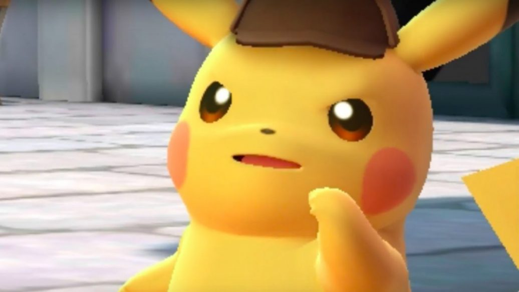 Artistry in Games Detective-Pikachu-Official-Solve-Mysteries-Trailer-1036x583 Detective Pikachu Official Solve Mysteries Trailer News  trailer The Pokemon Company puzzle Nintendo IGN games Detective Pikachu: Birth of a New Team Creatures adventure 3DS