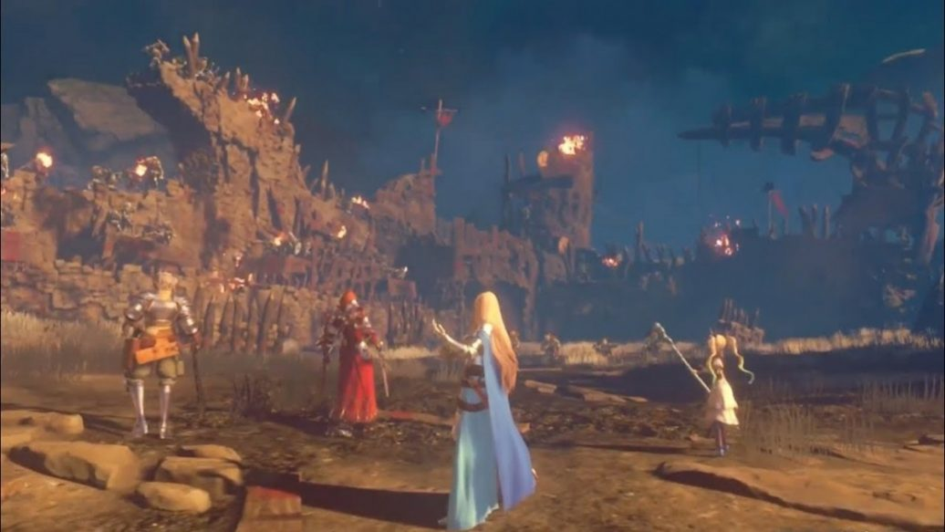 Artistry in Games Granblue-Fantasy-Project-ReLink-Gameplay-Footage-Japanese-1036x583 Granblue Fantasy Project Re:Link - Gameplay Footage (Japanese) News  RPG PlatinumGames IGN Granblue Fantasy Project Re:Link games Gameplay Cygames Action #ps4