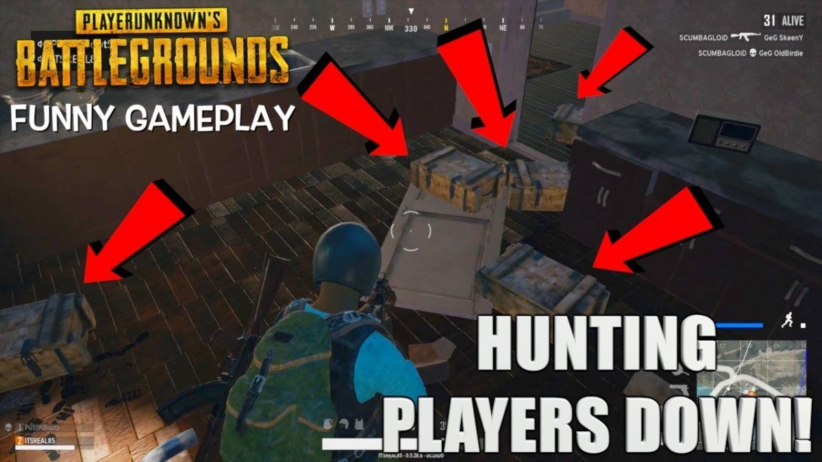 "What You Can Learn From The Team Behind Pubg: HUNTING PEOPLE DOWN! ( FUNNY ""PUBG"" GAMEPLAY WITH"