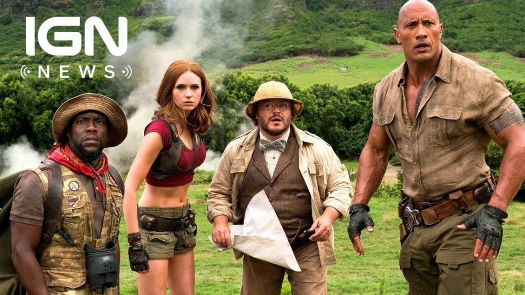 Artistry in Games Jumanji-Welcome-To-The-Jungle-Has-Become-One-Of-2017s-Top-grossing-Films-IGN-News-1036x583 Jumanji: Welcome To The Jungle Has Become One Of 2017's Top-grossing Films - IGN News News  Xbox Scorpio Xbox One videos games Nintendo IGN News IGN gaming games feature Breaking news #ps4