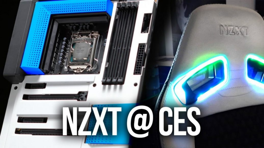 Artistry in Games RGB-Chairs-and-a-SEXY-Motherboard-NZXT-CES-2018-1036x583 RGB Chairs and a SEXY Motherboard! NZXT @ CES 2018 Reviews  Z370 vertagear chair rgb chair randomfrankp nzxt n7 z370 nzxt motherboard nzxt ces 2018 NZXT h700i gaming chair CES 2018
