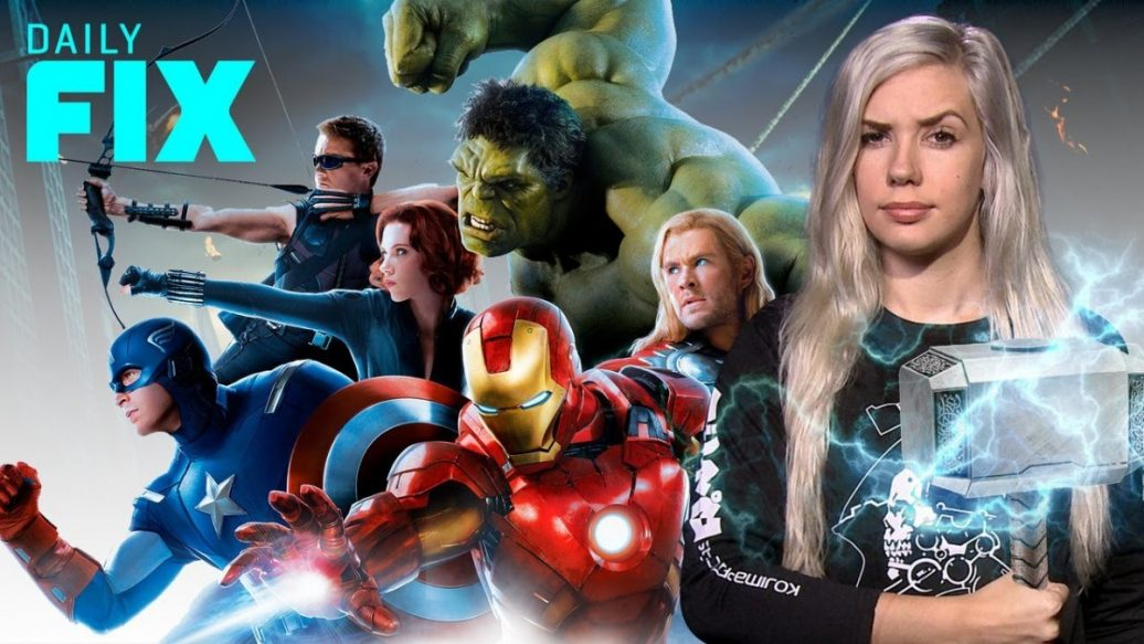 Square Enix Avengers Project Gets All-Star Devs – IGN ...