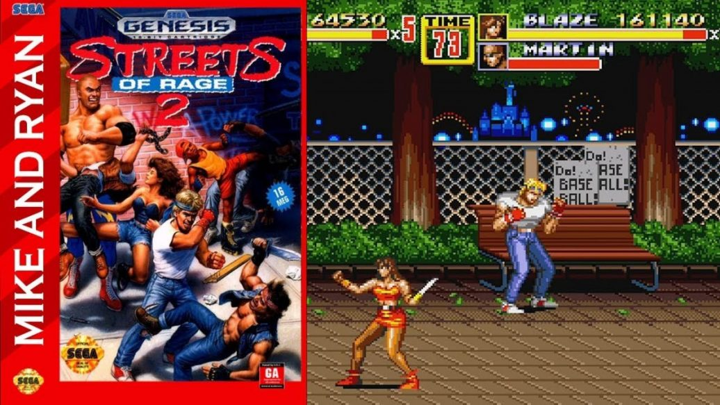 Artistry in Games Streets-of-Rage-2-Sega-Genesis-Mike-Ryan-1036x583 Streets of Rage 2 (Sega Genesis) Mike & Ryan News  walkthrough Video game Video Streets of Rage Sega Genesis streets of rage 2 (video game) Streets of Rage 2 streets of rage (video game) streets sega mega drive (video game platform) sega genesis sega review rage playthrough Nintendo NES Mike Matei Mike mega drive longplay James Rolfe Genesis gaming Gameplay game funny Fighting Ending comedy cinemassacre Beat 'em up axel avgn angry video game nerd