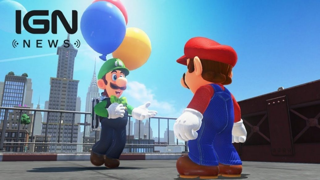 Artistry in Games Super-Mario-Odyssey-Luigis-Balloon-World-Announced-IGN-News-1036x583 Super Mario Odyssey: Luigi's Balloon World Announced - IGN News News  switch Super Mario Odyssey platformer Nintendo Switch Nintendo IGN Hardware games feature