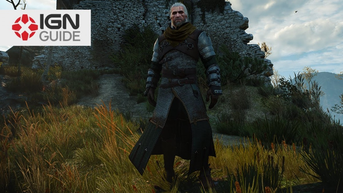 The Witcher 3 Walkthrough – Witcher Gear Locations ...