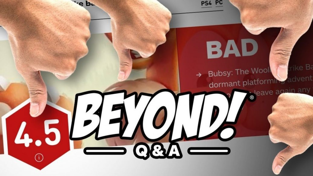 Artistry in Games Why-Do-Critics-Hate-Everything-We-Love-Beyond-Off-Topic-526-1036x583 Why Do Critics Hate Everything We Love? - Beyond Off-Topic 526 News  Q&A Podcast Beyond playstation show Playstation max scoville ign podcast beyond ign podcast IGN brian altano beyond andew goldfarb Alanah Pearce