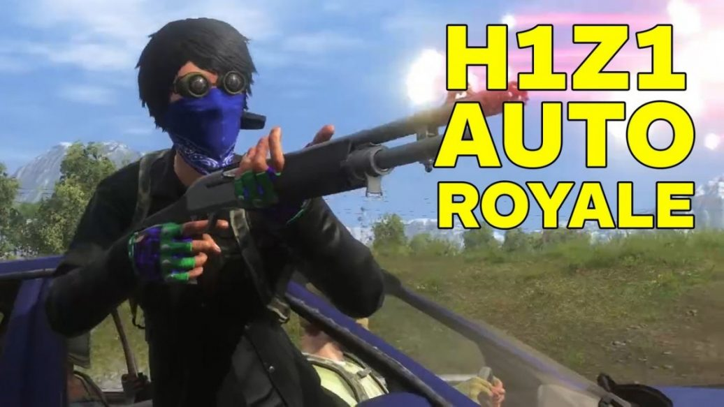 H1z1 auto royale gameplay montage artistry in games - H1z1 king of the kill xbox one ...