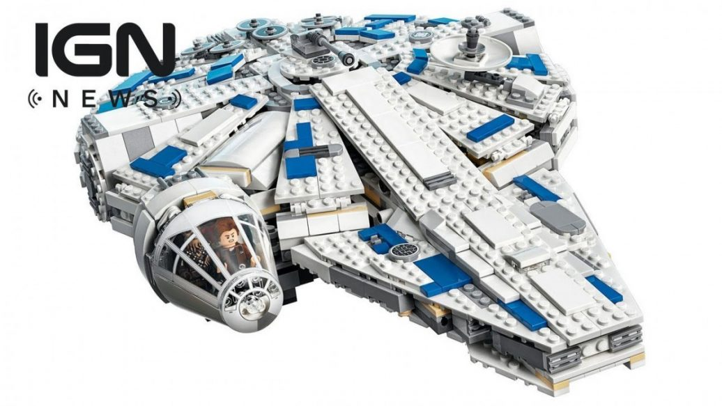 Artistry in Games LEGO-Reveals-Kessel-Run-Millennium-Falcon-IGN-News-1036x583 LEGO Reveals Kessel Run Millennium Falcon - IGN News News  tv television technology tech STEM Solo: A Star Wars Story Science movies movie LEGO IGN News IGN film feature companies cinema Breaking news