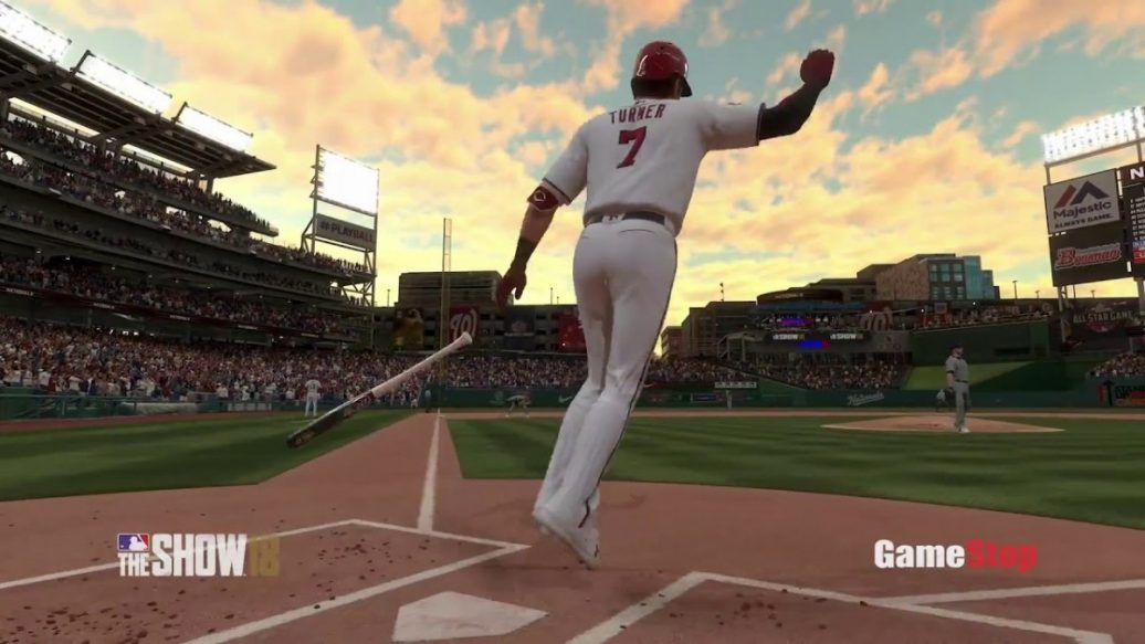 Artistry in Games MLB-The-Show-18-Gamestop-Monday-Batting-Stance-Creator-1036x583 MLB The Show 18 - Gamestop Monday: Batting Stance Creator News  trailer sports Sony Interactive Entertainment SIE San Diego Studio MLB The Show 18 IGN games #ps4