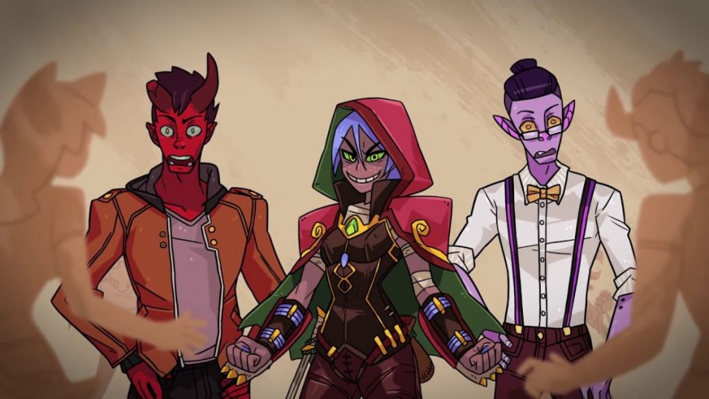 Artistry in Games Monster-Prom-Teaser-Trailer-1036x583 Monster Prom Teaser Trailer News  trailer IGN