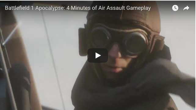 Artistry in Games Screen-Shot-2018-02-27-at-12.12.59-AM Battlefield 1 Apocalypse: 4 Minutes of Air Assault Gameplay News  Xbox One Shooter PC IGN games Gameplay Electronic Arts DICE (Digital Illusions CE) battlefield 1 #ps4