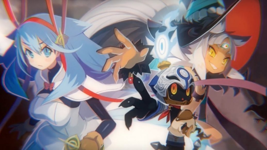 Artistry in Games The-Witch-and-the-Hundred-Knight-2-Official-Character-Trailer-1036x583 The Witch and the Hundred Knight 2 Official Character Trailer News  trailer The Witch and the Hundred Knight 2 RPG NIS IGN games Action #ps4
