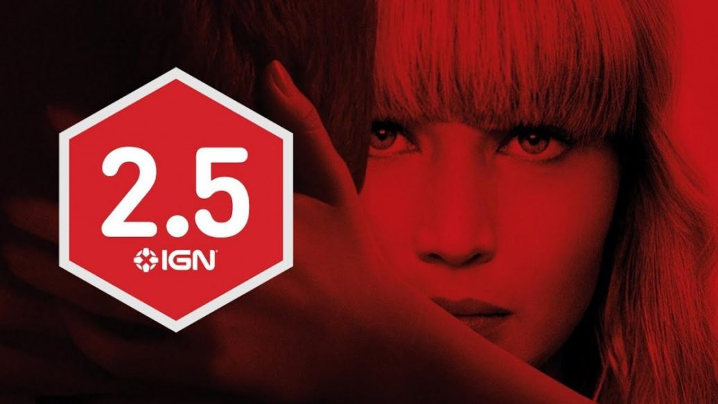 Red Sparrow Review (20...