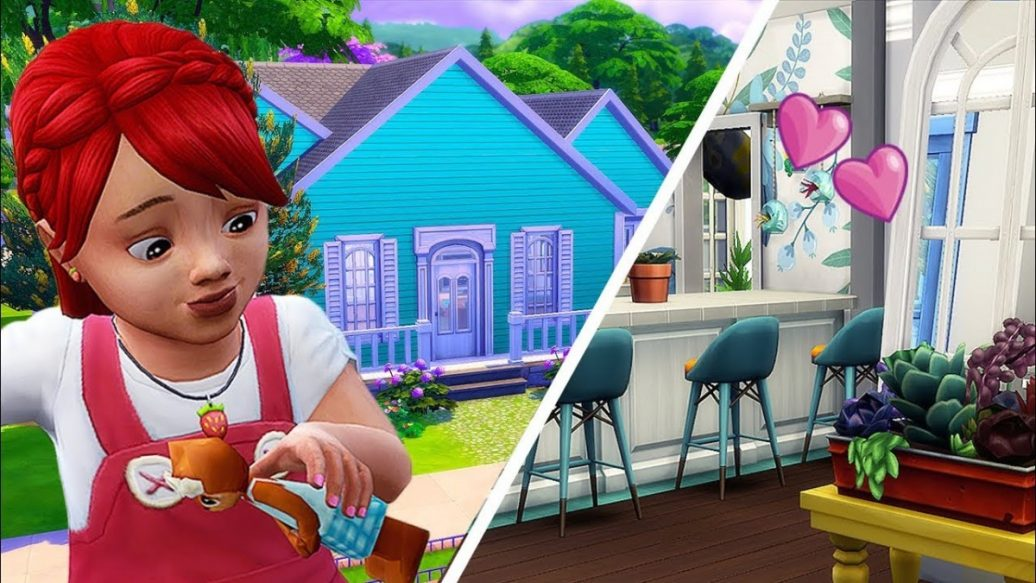 A NEW HOME!! // The Sims 4: Not So Berry Challenge 🍒 | Episode 13