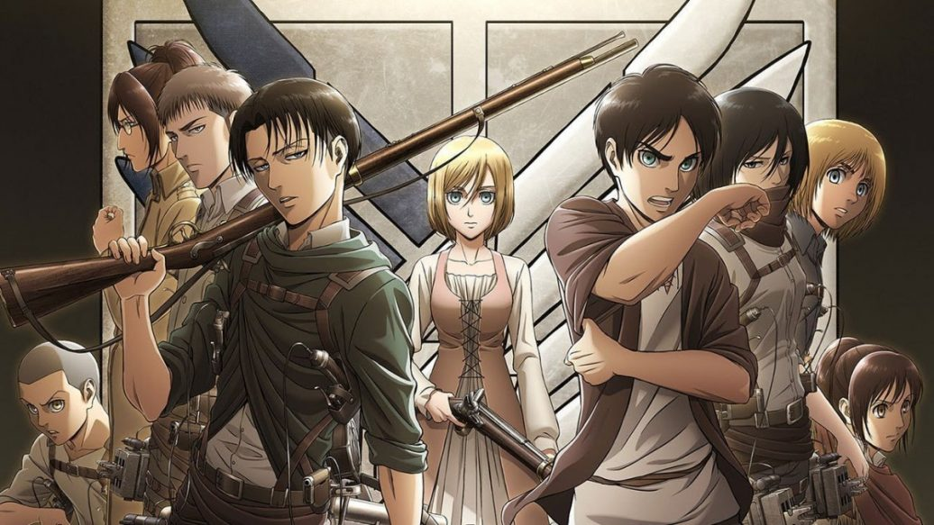 Artistry in Games Attack-on-Titan-Season-3-Trailer-1036x583 Attack on Titan - Season 3 Trailer News  trailer shows IGN attack on titan AoT anime