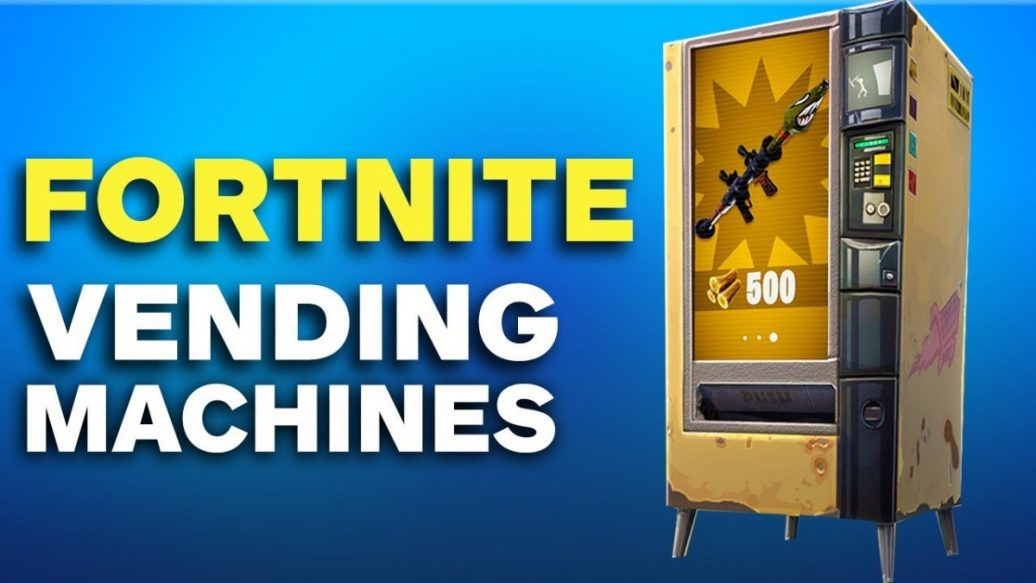 Artistry in Games Fortnite-How-to-Find-a-Vending-Machine-in-Battle-Royale-1036x583 Fortnite: How to Find a Vending Machine in Battle Royale News  Xbox One vending machine PC Mac iPhone IGN games Gameplay Fortnite Epic Games -- Poland epic games epic content battle royale Android Action #ps4