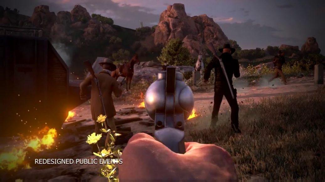 Artistry in Games Wild-West-Online-Steam-Launch-Trailer-1036x583 Wild West Online Steam Launch Trailer News  trailer IGN