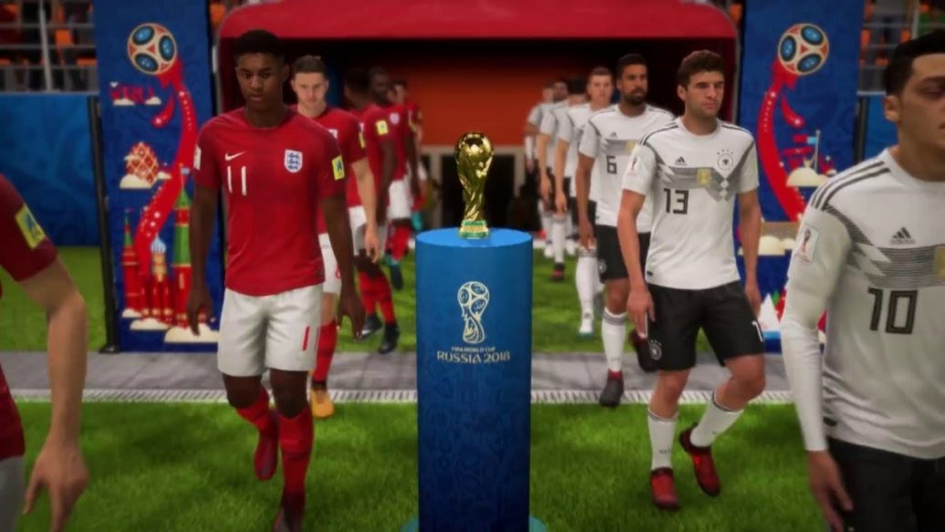 Artistry in Games FIFA-18-Welcome-to-World-Cup-Ultimate-Team-Trailer-1036x583 FIFA 18 - Welcome to World Cup Ultimate Team Trailer News