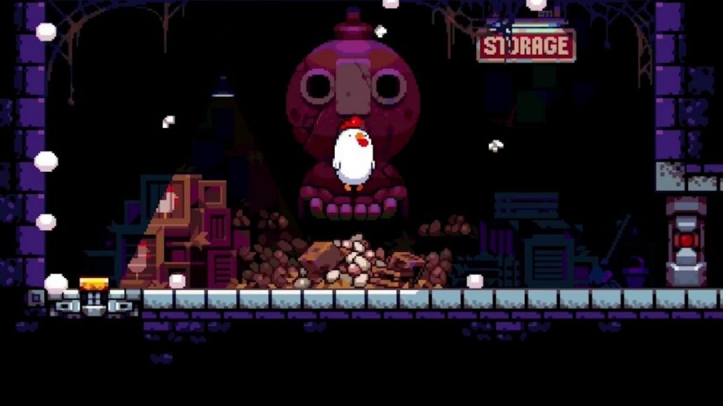 Artistry in Games Bomb-Chicken-Launch-Trailer-1036x583 Bomb Chicken - Launch Trailer News
