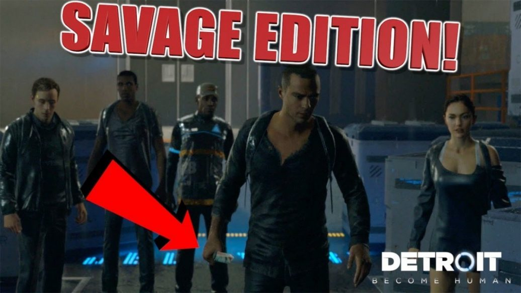 """Artistry in Games HILARIOUS-DETROIT-BECOME-HUMAN-SAVAGE-EDITION-GAMEPLAY-9-1036x583 HILARIOUS """"DETROIT: BECOME HUMAN"""" SAVAGE EDITION GAMEPLAY #9! News"""