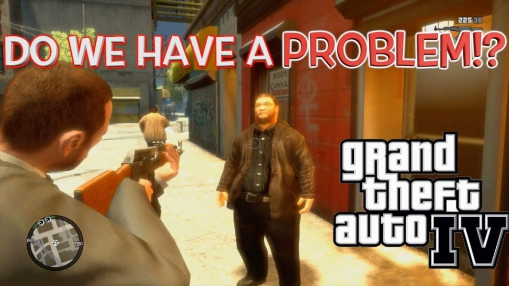 "Artistry in Games HILARIOUS-GTA-4-STORYMODE-GAMEPLAY-21-1036x583 HILARIOUS ""GTA 4"" STORYMODE GAMEPLAY #21 News"