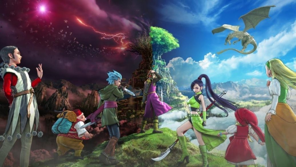 "Artistry in Games Dragon-Quest-XI-The-Loyal-Companions-Character-Trailer-1036x583 Dragon Quest XI – ""The Loyal Companions"" Character Trailer News"