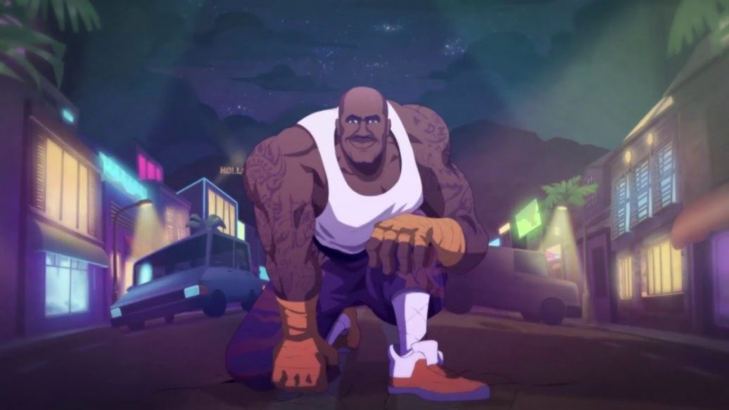 Artistry in Games Shaq-Fu-A-Legend-Reborn-Mobile-Launch-Trailer-1036x583 Shaq Fu: A Legend Reborn - Mobile Launch Trailer News
