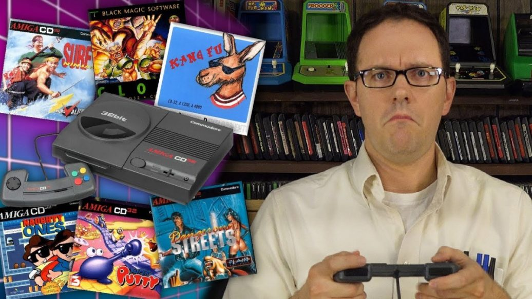 Artistry in Games Amiga-CD32-Angry-Video-Game-Nerd-Episode-162-1036x583 Amiga CD32 - Angry Video Game Nerd (Episode 162) News
