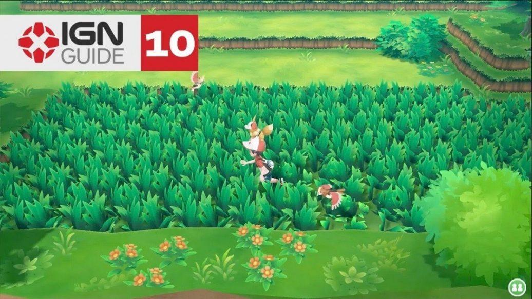 Artistry in Games Pokmon-Lets-Go-Walkthrough-Part-10-Route-4-1036x583 Pokémon: Let's Go Walkthrough (Part 10) - Route 4 News