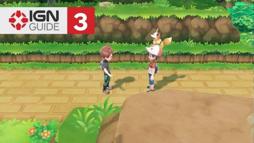 Artistry in Games Pokmon-Lets-Go-Walkthrough-Part-3-Route-22-1036x583 Pokémon: Let's Go Walkthrough (Part 3) - Route 22 News