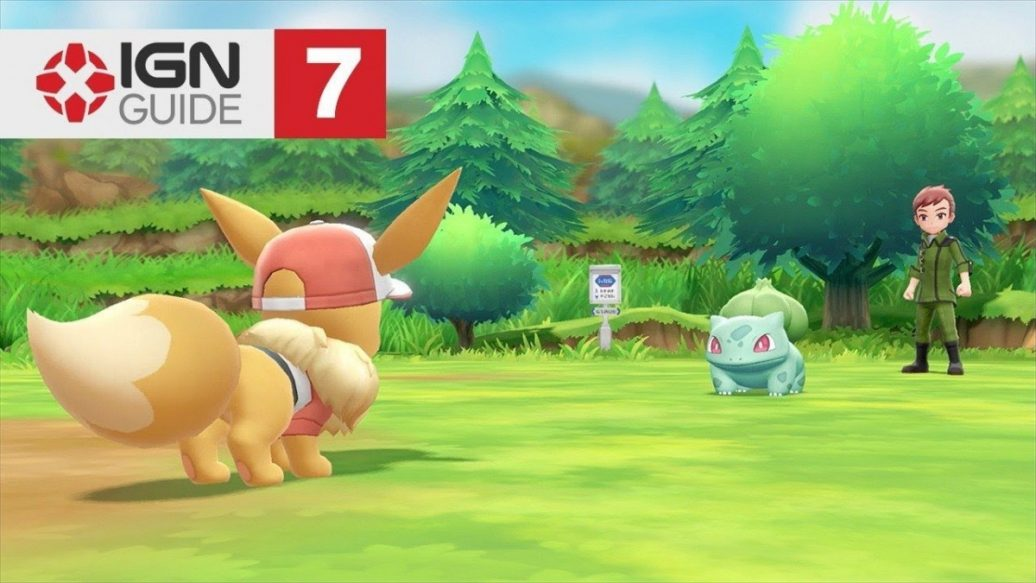 Artistry in Games Pokmon-Lets-Go-Walkthrough-Part-7-Route-3-1036x583 Pokémon: Let's Go Walkthrough (Part 7) - Route 3 News