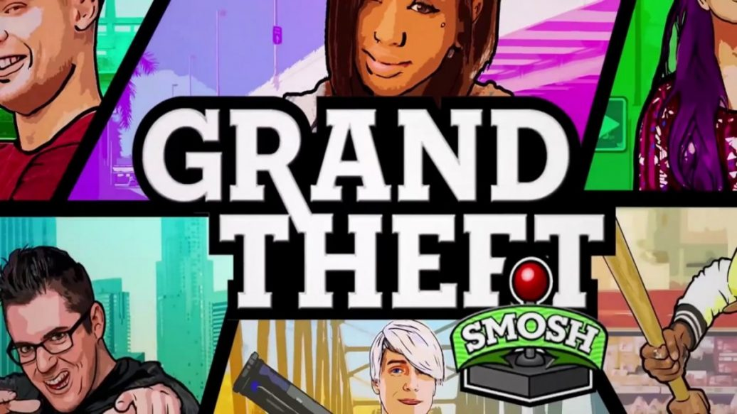 Artistry in Games FINALE-GRAND-THEFT-SMOSH-1036x583 FINALE - GRAND THEFT SMOSH News