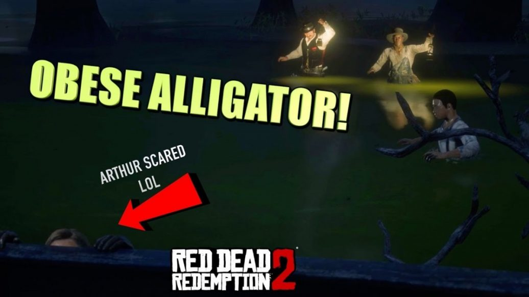 "Artistry in Games ALLIGATORS-IN-THE-SWAMP-FUNNY-RED-DEAD-REDEMPTION-2-GAMEPLAY-23-1036x583 ALLIGATORS IN THE SWAMP! ( FUNNY ""RED DEAD REDEMPTION 2"" GAMEPLAY #23) News"
