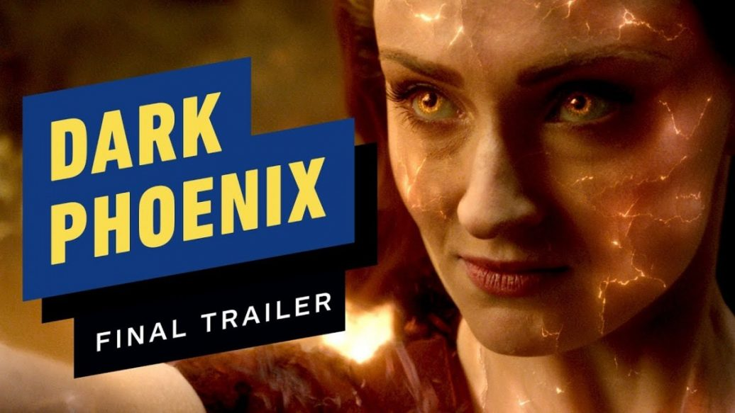 Artistry in Games Dark-Phoenix-Final-Trailer-2019-Sophie-Turner-Jennifer-Lawrence-1036x583 Dark Phoenix - Final Trailer (2019) Sophie Turner, Jennifer Lawrence News