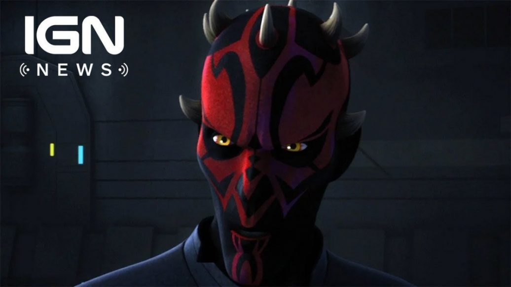 Artistry in Games Darth-Maul-to-Return-in-Star-Wars-Clone-Wars-Finale-IGN-News-1036x583 Darth Maul to Return in Star Wars: Clone Wars Finale - IGN News News