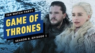 Artistry in Games IGN-Watch-Party-Game-of-Thrones-Season-8-Ep.-1-Pre-Post-Show IGN Watch Party: Game of Thrones (Season 8, Ep. 1) - Pre & Post Show News