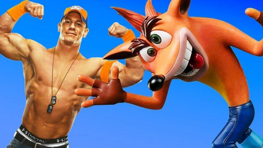 Artistry in Games Is-Crash-Bandicoot-John-Cenas-Fursona-Up-at-Noon-1036x583 Is Crash Bandicoot John Cena's Fursona? - Up at Noon News