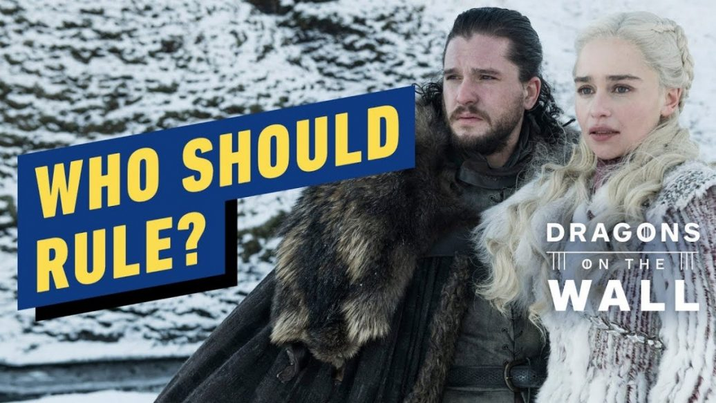 Artistry in Games Jon-Snow-or-Daenerys-Targaryen-Who-Should-Rule-on-Game-of-Thrones-Dragons-on-the-Wall-1036x583 Jon Snow or Daenerys Targaryen: Who Should Rule on Game of Thrones? - Dragons on the Wall News