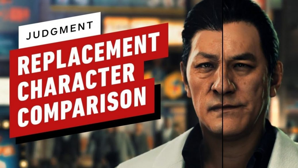 Artistry in Games Judgment-Post-Scandal-Character-Comparison-1036x583 Judgment: Post-Scandal Character Comparison News