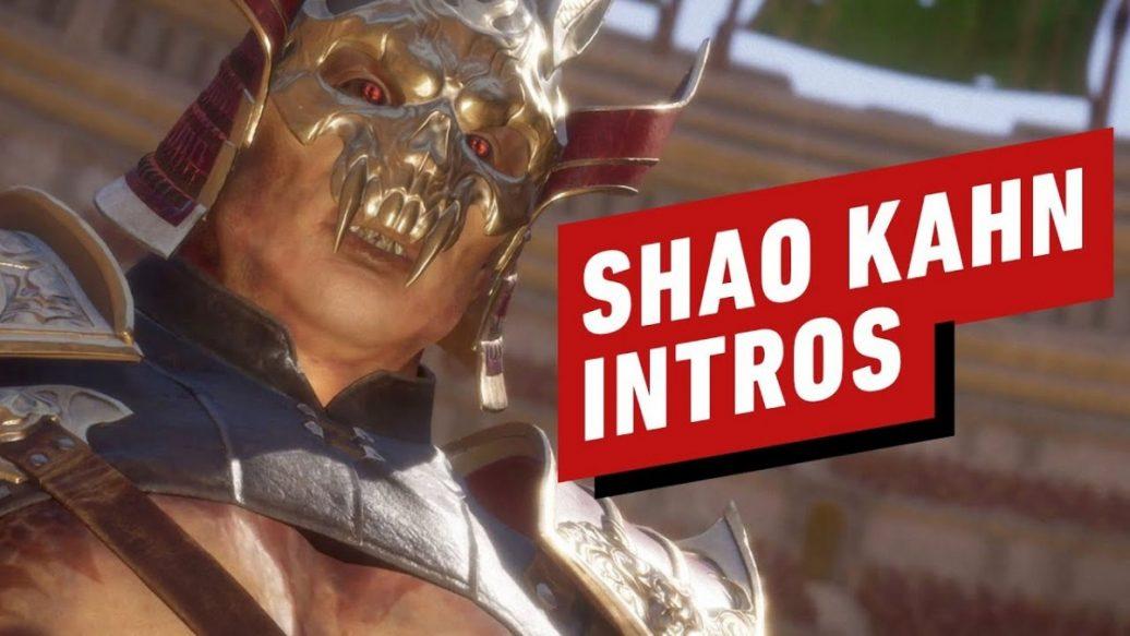 Artistry in Games Mortal-Kombat-11-The-Best-Shao-Kahn-Intros-So-Far-1036x583 Mortal Kombat 11: The Best Shao Kahn Intros So Far News