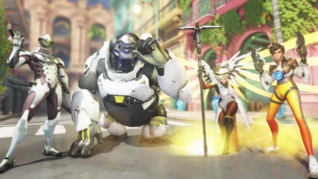 Artistry in Games Overwatch-Storm-Rising-Trailer-1036x583 Overwatch - Storm Rising Trailer News