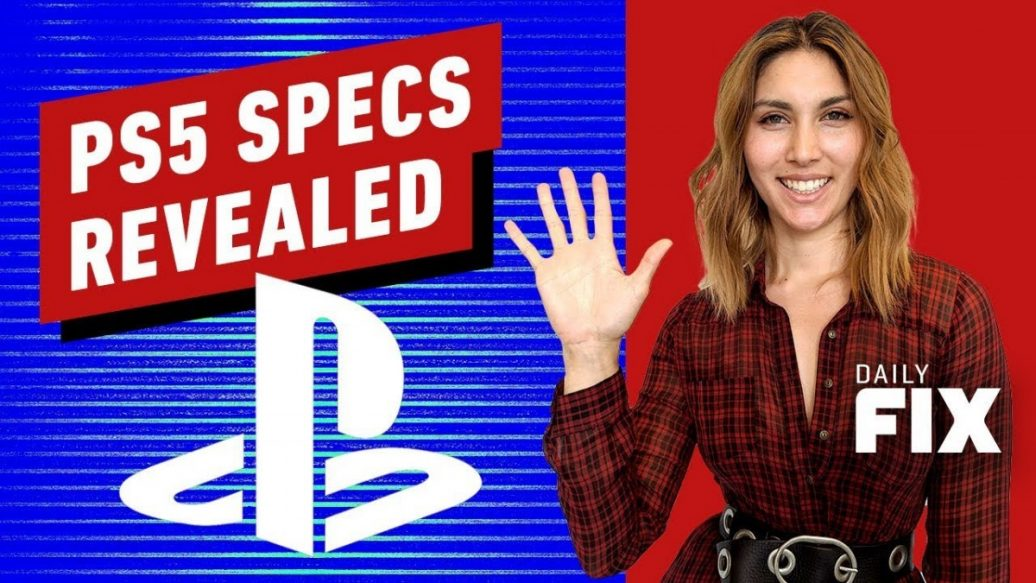 Artistry in Games PS5-Specs-Have-Our-Attention-IGN-Daily-Fix-1036x583 PS5 Specs Have Our Attention - IGN Daily Fix News