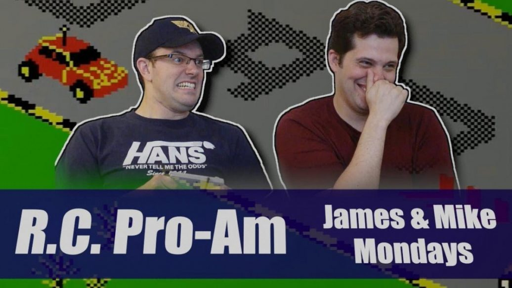 Artistry in Games R.C.-Pro-Am-for-NES-with-James-Rolfe-and-Mike-Matei-1036x583 R.C. Pro-Am for NES with James Rolfe and Mike Matei News