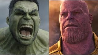 Artistry in Games Ways-Hulk-Could-Kill-Thanos Ways Hulk Could Kill Thanos News