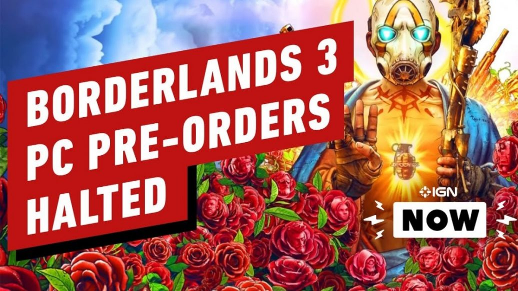 Artistry in Games Borderlands-3-Pulled-from-Epic-Games-Store-IGN-Now-1036x583 Borderlands 3 Pulled from Epic Games Store - IGN Now News