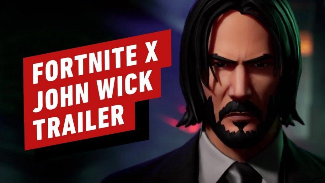 Artistry in Games Fortnite-X-John-Wick-Wicks-Bounty-Trailer-1036x583 Fortnite X John Wick: Wick's Bounty Trailer News