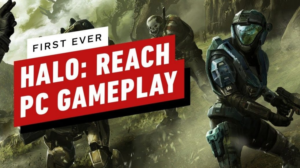 Halo Reach Pc Gameplay The Master Chief Collection