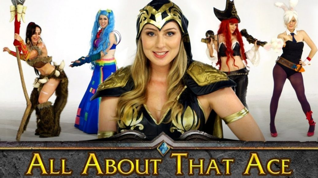 Artistry in Games League-of-Legends-All-About-That-Ace-Meghan-Trainor-Parody-1036x583 League of Legends: All About That Ace (Meghan Trainor Parody) News