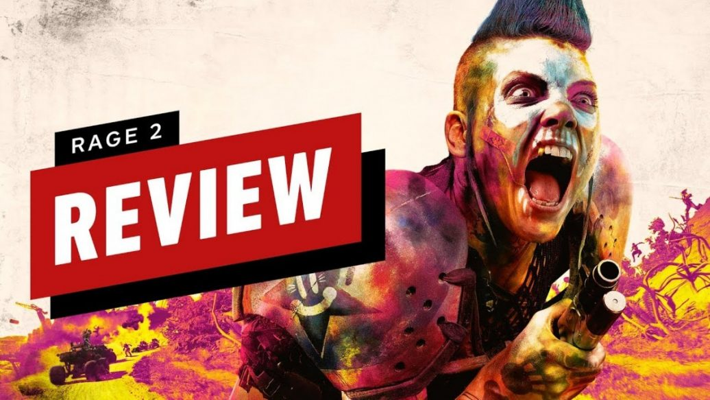 Artistry in Games Rage-2-Review-1036x583 Rage 2 Review News